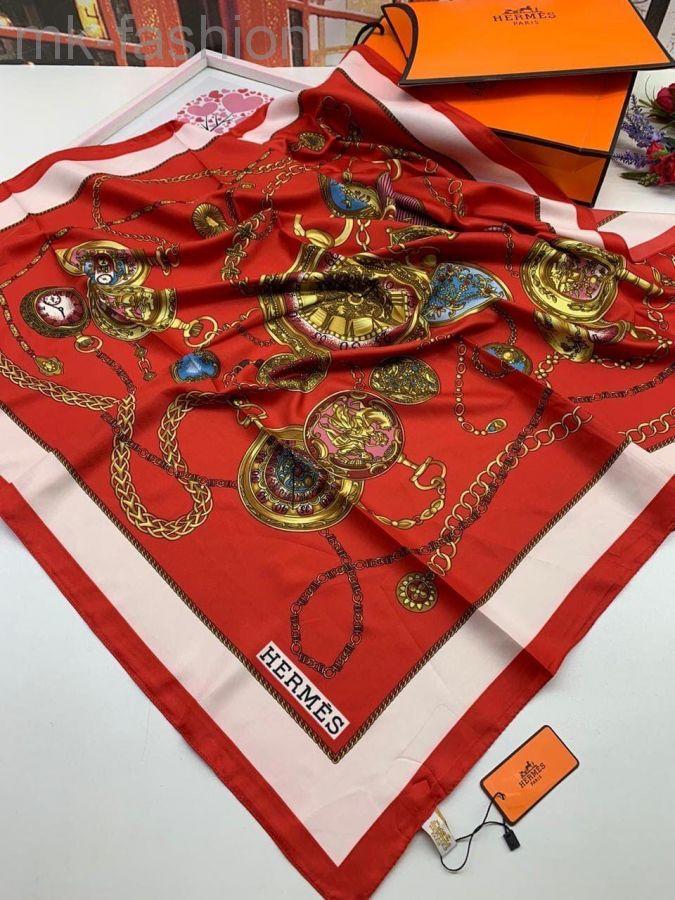Hermes платок 2131