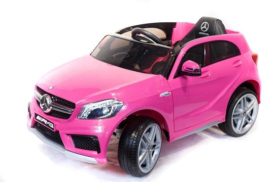 Детский электромобиль Mercedes A45