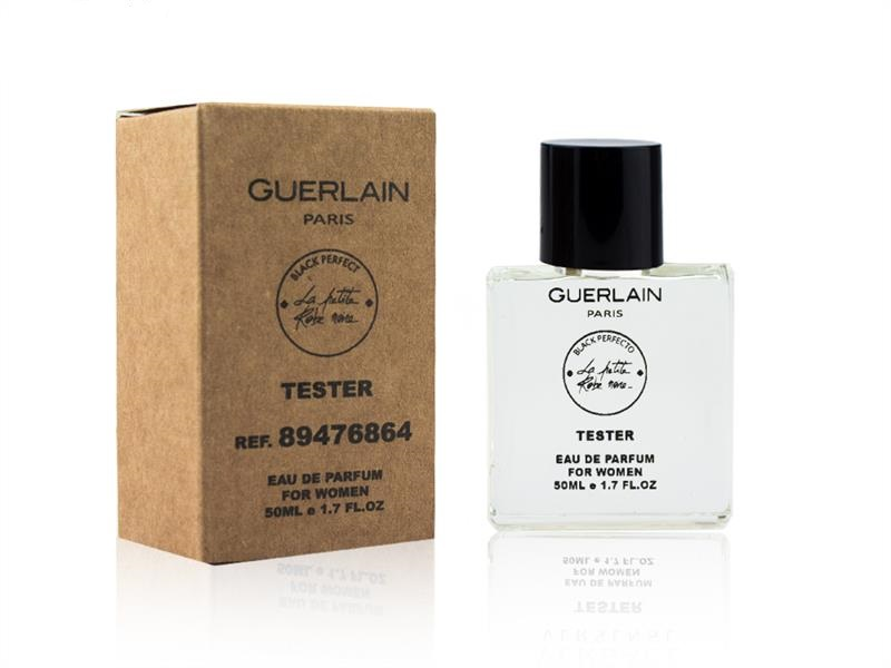Мини-Тестер Guerlain Black Perfecto by La Petite Robe Noire 50 мл (ОАЭ)
