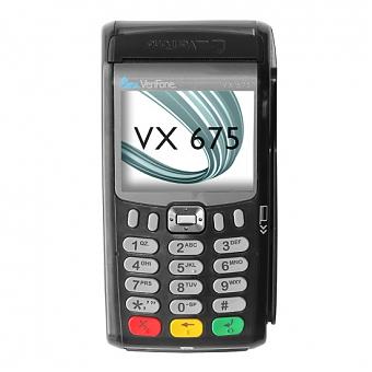 VeriFone VX 675 CTLS GPRS