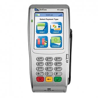 VeriFone VX 680 CTLS Wi-Fi