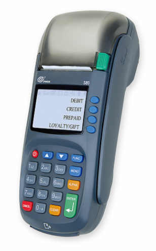 Pax S80 CTLS GPRS