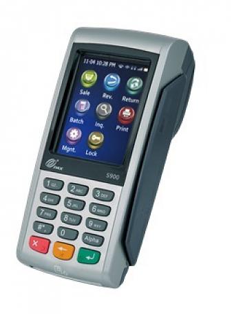 Pax S900 GPRS CTLS