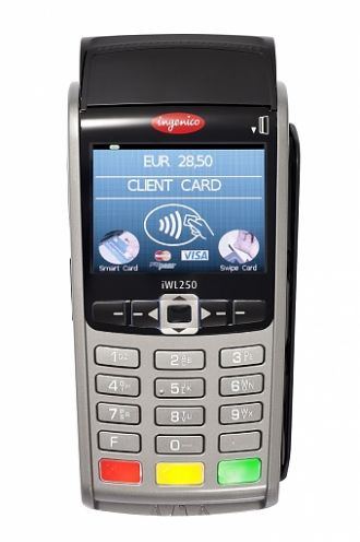 IWL251 GPRS CTLS
