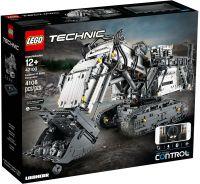 Электромеханический конструктор LEGO Technic 42100 Экскаватор Liebherr R 9800