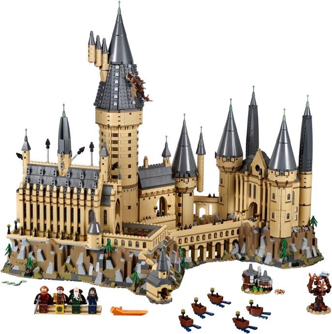 Конструктор LEGO Harry Potter 71043 Замок Хогвардс