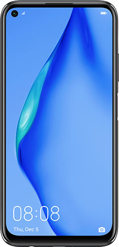 Huawei P40 Lite 6/128GB Midnight Black