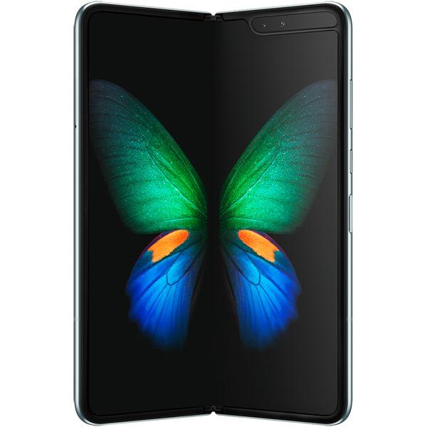 Samsung Galaxy Fold серебристый