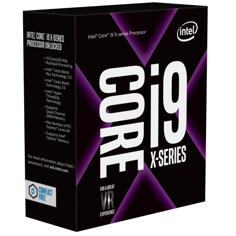 Intel Core i9 9960X BOX