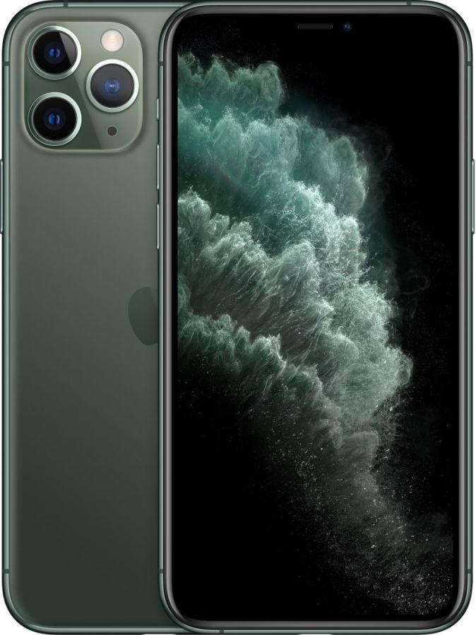 Apple iPhone 11 Pro 512GB темно-зеленый