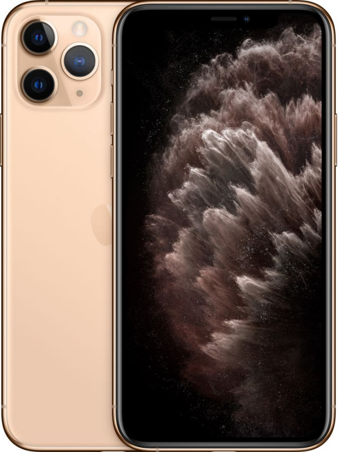 Apple iPhone 11 Pro 256GB золотой