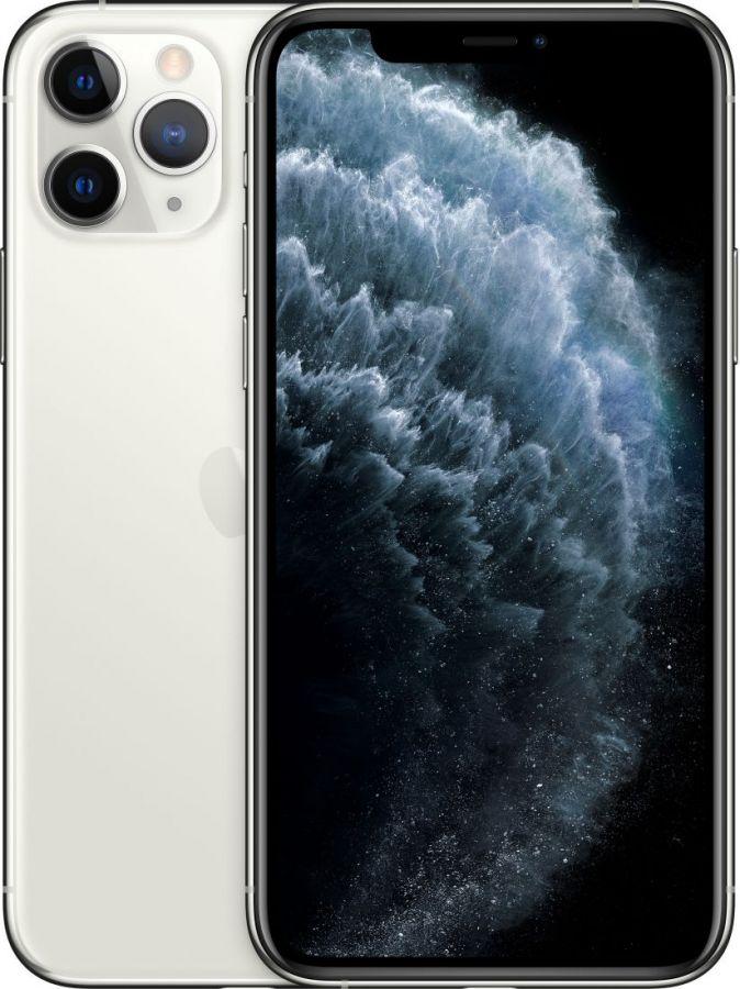Apple iPhone 11 Pro Max 64GB серебристый