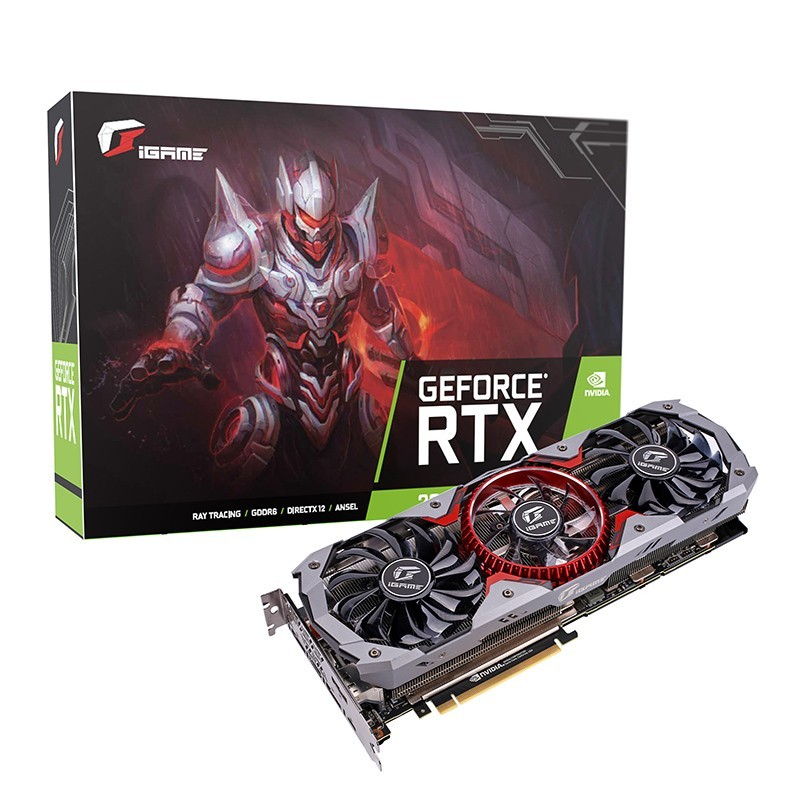 COLORFUL GeForce RTX 2080 Ti Advanced OC 11264Mb (RTX 2080 Ti Advanced OC PA2V)