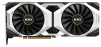 MSI GeForce RTX 2080 Ti 1350MHz PCI-E 3.0 11264MB 14000MHz 352 bit HDMI 3xDisplayPort HDCP VENTUS OC