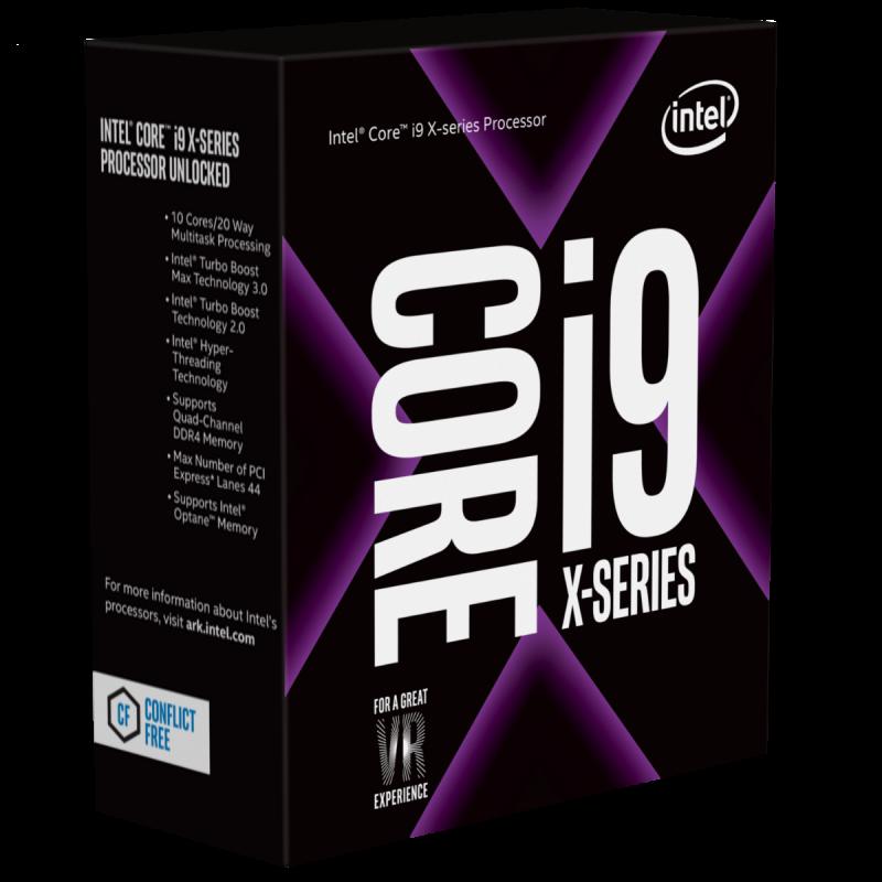Intel Core i9 9820X BOX