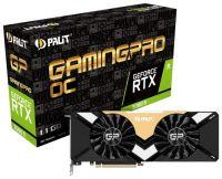 Palit GeForce RTX 2080 Ti 1350MHz PCI-E 3.0 11264MB 14000MHz 352 bit HDMI 3xDisplayPort HDCP GamingPro OC