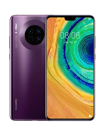 HUAWEI Mate 30 5G 8/128GB Фиолетовый