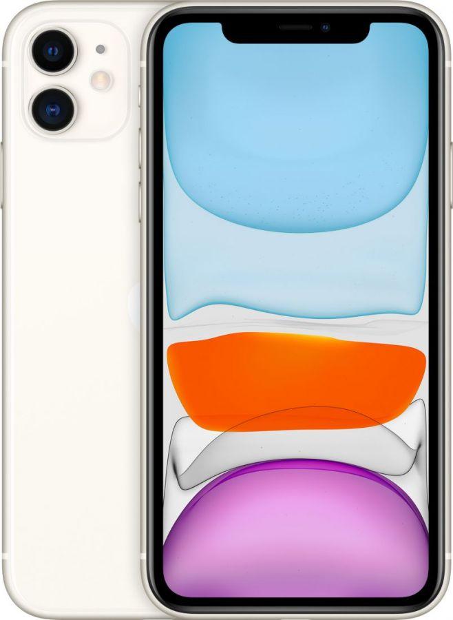 Apple iPhone 11 256GB белый
