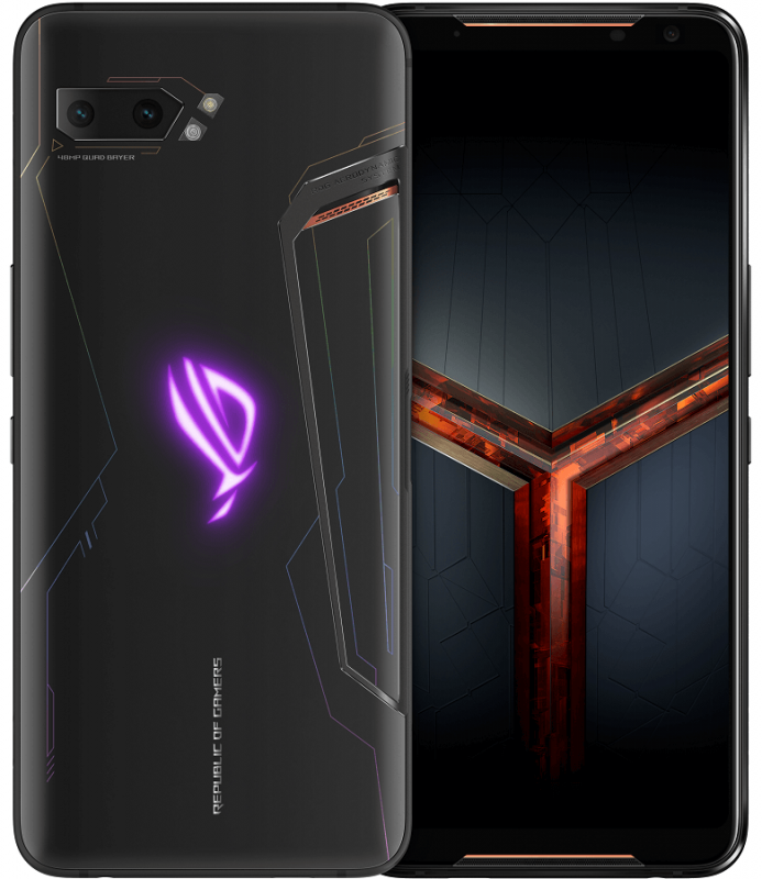 ASUS ROG Phone II ZS660KL Черный