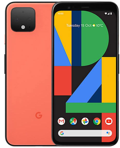 Google Pixel 4 6/128GB (Oh So Orange)