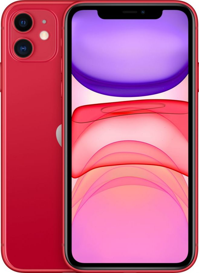 Apple iPhone 11 128GB красный