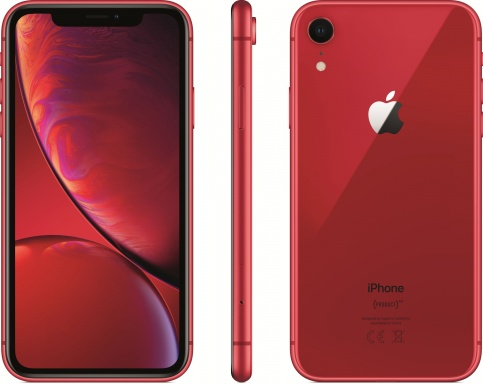 Apple iPhone XR 256GB (PRODUCT)RED