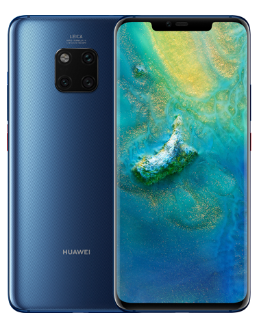 HUAWEI Mate 20 X 256Gb Midnight Blue