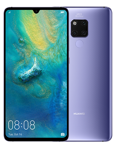 HUAWEI Mate 20 X 256Gb Phantom Silver