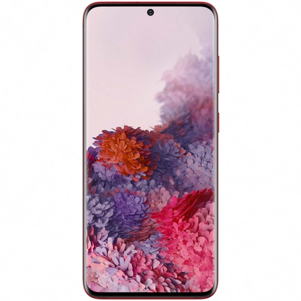 Samsung Galaxy S20 Red
