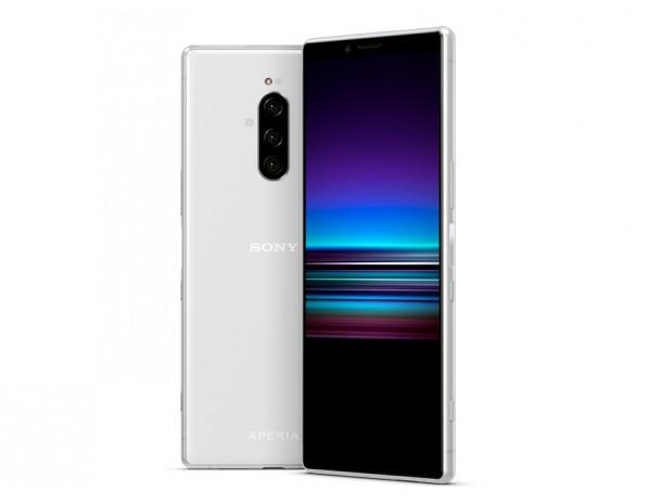 Sony Xperia 1 белый