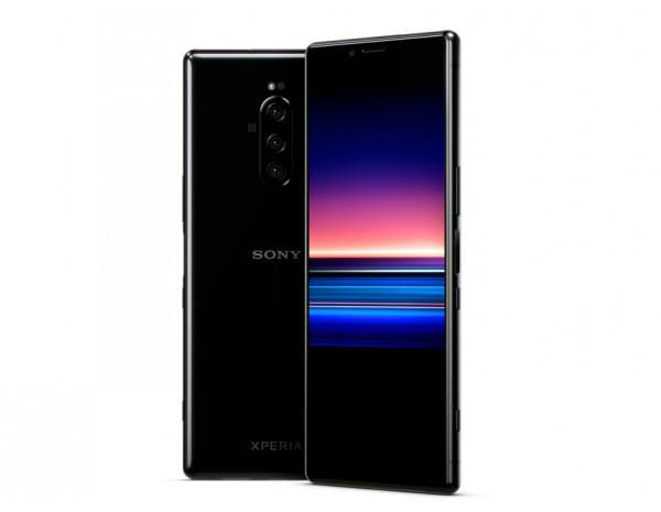 Sony Xperia 1 чёрный