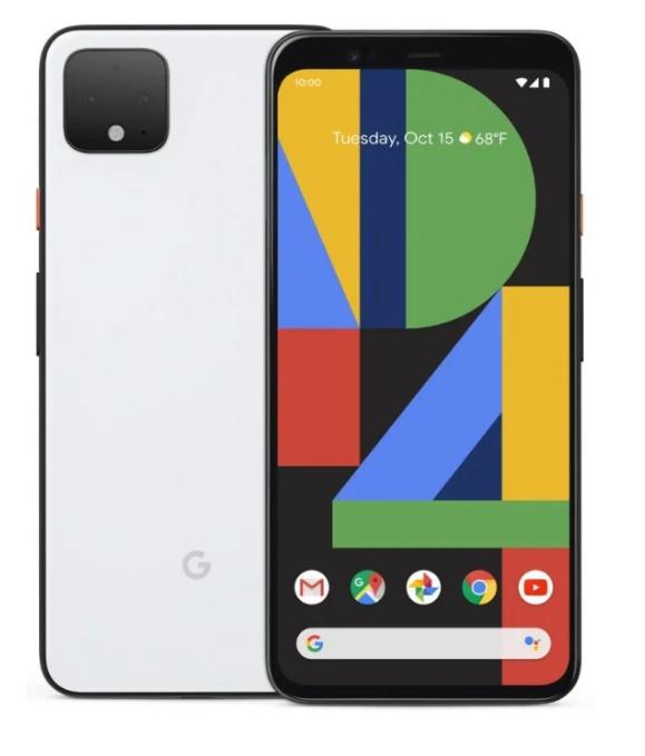 Google Pixel 4 6/64GB White