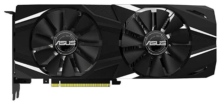 ASUS GeForce RTX 2080 1515MHz PCI-E 3.0 8192MB 14000MHz 256 bit HDMI 3xDisplayPort HDCP Dual OC