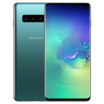Samsung Galaxy S10 8/128GB Аквамарин