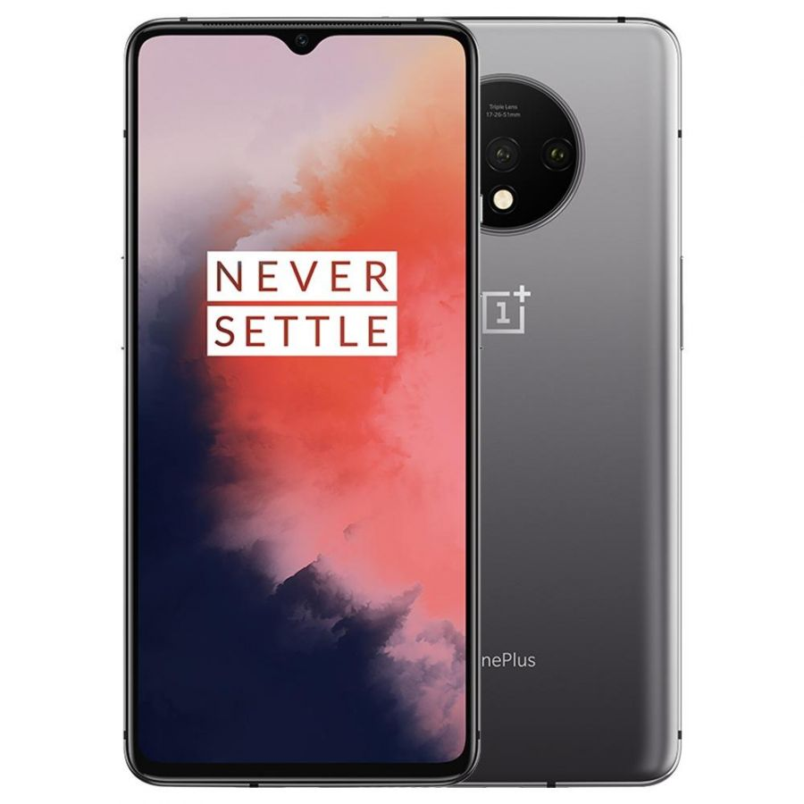 OnePlus 7T (Global) 8/256Gb Silver