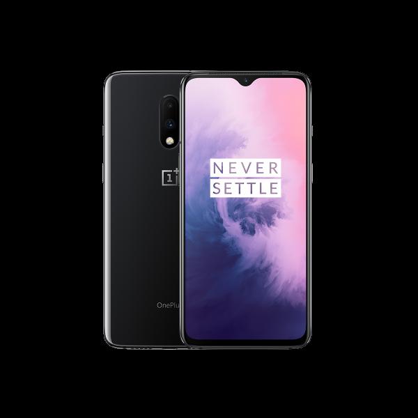 OnePlus 7 12/256GB зеркальный серый