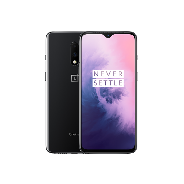 OnePlus 7 8/256GB зеркальный серый