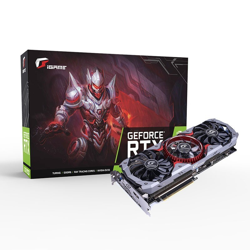 COLORFUL GeForce RTX 2070 SUPER Advanced OC-V 8192Mb (RTX 2070 SUPER Advanced OC-V)