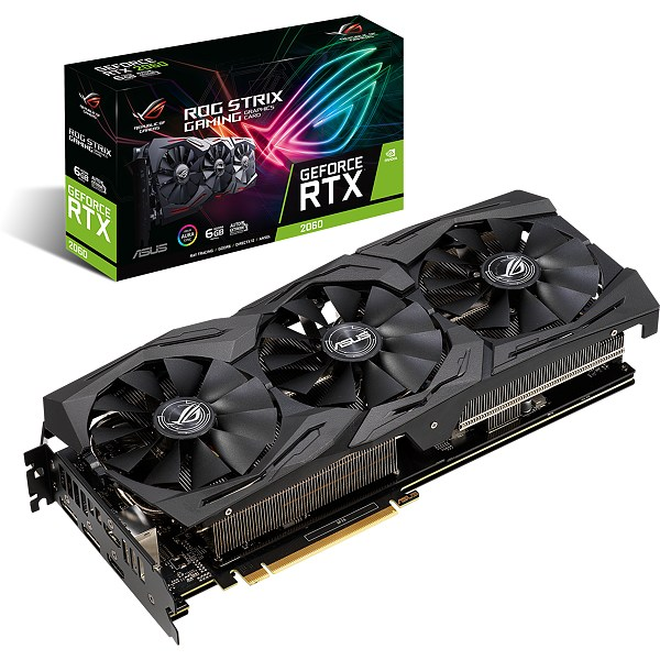 ASUS GeForce RTX 2060 STRIX GAMING Advanced