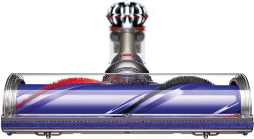 Ручной пылесос (handstick) DYSON V8 Animal+ (SV10), 425Вт, серый/синий