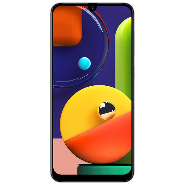 Samsung Galaxy A50s 6/128GB белый