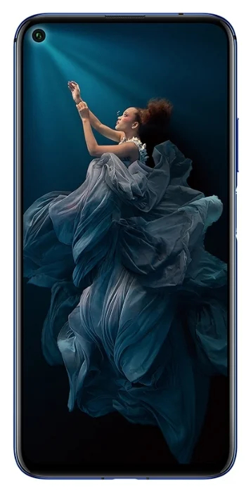Honor 20 6/128GB голубой сапфир