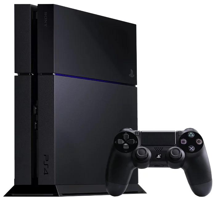 Sony PlayStation 4 1 ТБ + Detroit + Horizon Zero Dawn + Одни из нас + PS Plus на 3 месяца