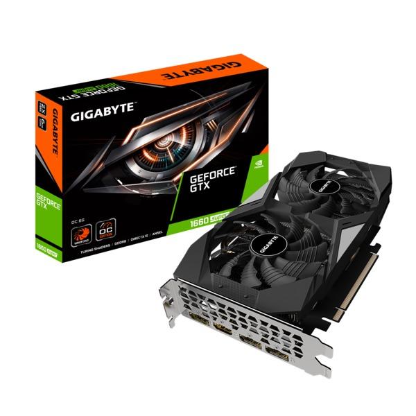 Gigabyte GeForce GTX 1660 SUPER OC 6G Windforce 2X