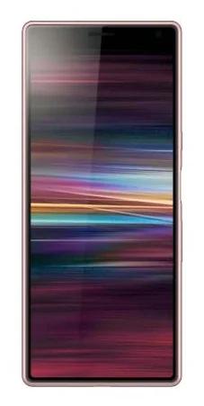 Sony Xperia 10 розовый