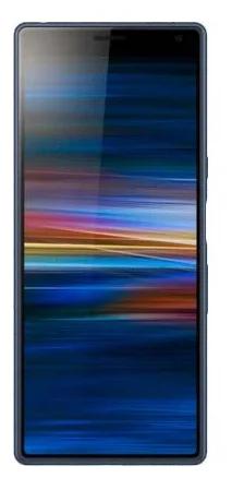 Sony Xperia 10 тёмно-синий