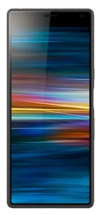 Sony Xperia 10 чёрный