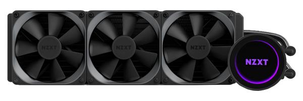 СВО для процессора NZXT Kraken X72