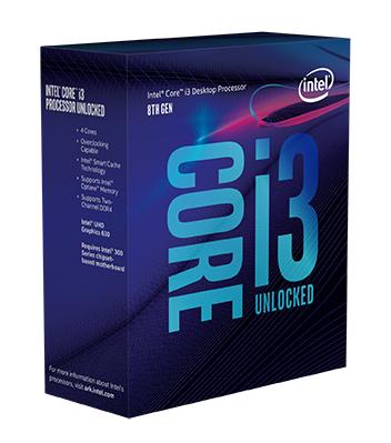 Intel Core i3 8500K BOX
