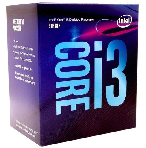 Intel Core i3 8100 BOX